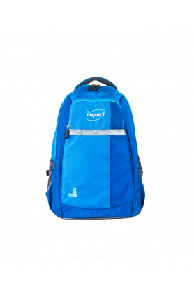 IMPACT Spinal Protection Backpack - BLUE