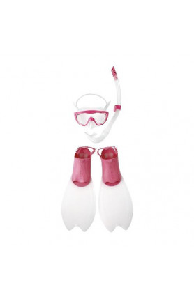 SPEEDO GLIDE JUNIOR SCUBA SET - PINK