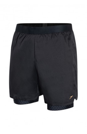 SPEEDO MULTI-SPORT SHORT WITH JAMMER 16""