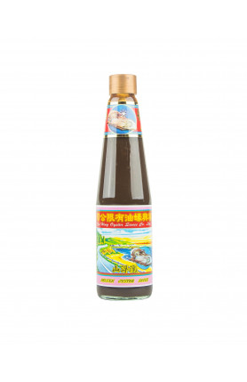 DELUXE OYSTER SAUCE 流浮山蚝油王 500gm