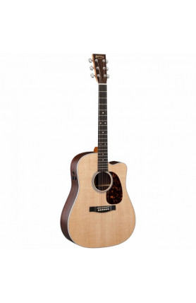 MARTIN SEMI ACOUSTIC GUITAR DCPA4 ROSEWOOD /TOP: SOLID ..