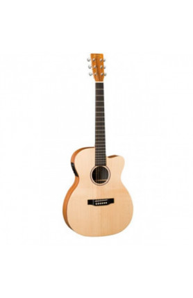 MARTIN SEMI ACOUSTIC GUITAR OMCX1KE (TOP:SOLID SITKA SP..