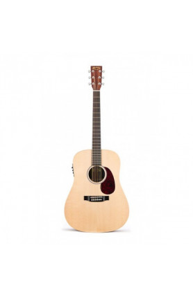 MARTIN SEMI ACOUSTIC GUITAR DX1E X-SERIES /FISHMAN PRES..