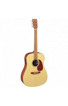 MARTIN SEMI ACOUSTIC GUITAR DXME /FISHMAN PRESYS PLUS W..