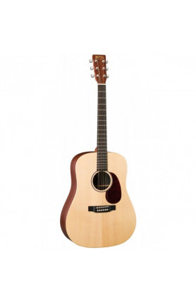 MARTIN SEMI ACOUSTIC GUITAR DX1AE (TOP:SOLID SITKA SPRU..
