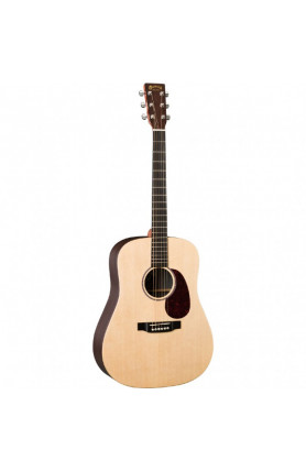MARTIN SEMI ACOUSTIC GUITAR DX1RAE /TOP:SOLID SITKA SPR..