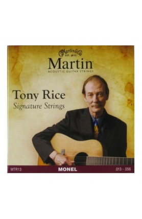 MARTIN MTR13 RETRO TONY RICE SERIES ACOUSTIC GUITAR STR..