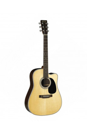 MARTIN SEMI ACOUSTIC GUITAR DC-28E LIMITED EDITION WITH..