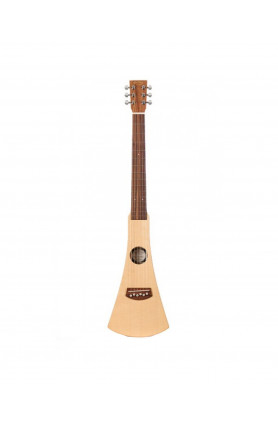 MARTIN GBPC BACKPACKER ACOUSTIC GUITAR WITH PADDED COMB..