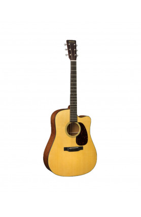 MARTIN SEMI ACOUSTIC GUITAR DC-18E LIMITED EDITION/ FIS..