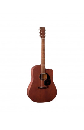 MARTIN SEMI ACOUSTIC GUITAR DC-15ME LIMITED EDITION WIT..