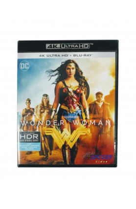 WONDER WOMAN (4K UHD BD)