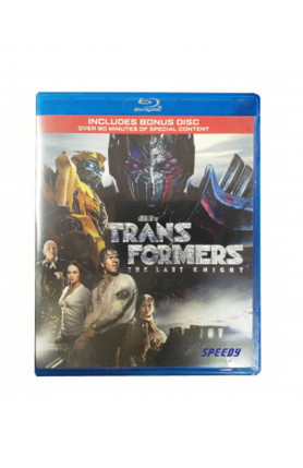 TRANSFORMERS : THE LAST KNIGHT (BD)