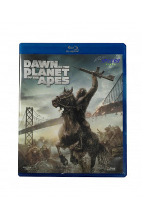 DAWN OF THE PLANET OF THE APES (BD)