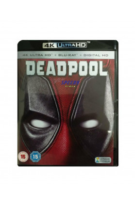 DEADPOOL (4K UHD BD)