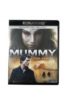 THE MUMMY (4K UHD BD)