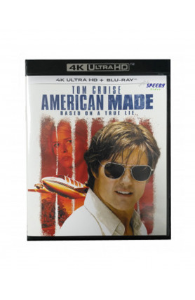 AMERICAN MADE (4K UHD BD)