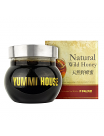 YUMMI HOUSE MA98 FIRWOOD (MONOFLORAL) WILD/RAW HONEY 60..