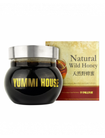 YUMMI HOUSE MA99 BALSA (MONOFLORAL) WILD/RAW HONEY 600G..