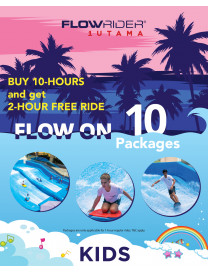 KIDS FLOW ON 10 + 2 (WEEKDAYS)