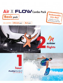 AIR X FLOW COMBO - BASIC PACK (ADULT)